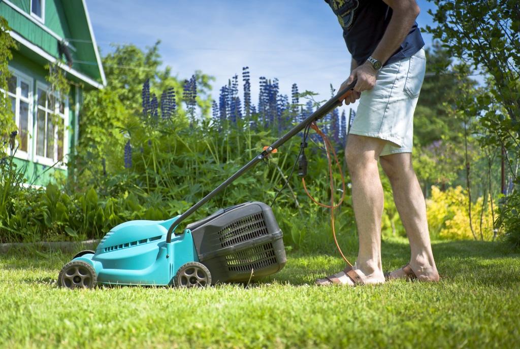 Gartenpflege und Mieter
