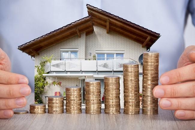 Der Trend bei den Immobilienpreisen