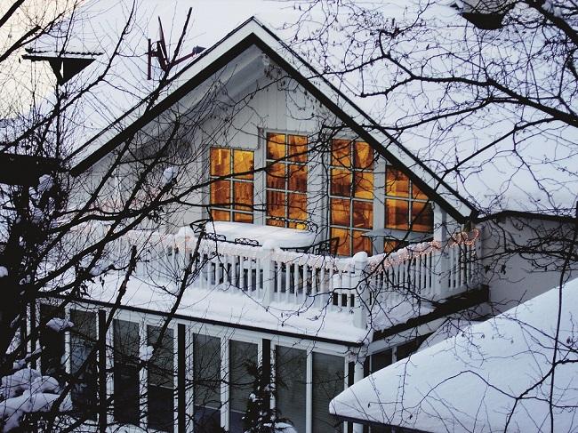 Winterdienst im Mehrfamilienhaus